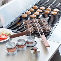 mini burger tools
