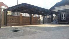 Pergola With Glass Roof Refferal: 7221343516 Portable Carport, Carport Canopy, Carport Garage, Pergola Carport, Steel Pergola, Wood Pergola, Pergola Patio, Carport Ideas, Pergola Ideas