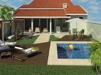 Resultado de imagem para modelo de area de casas