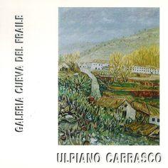 Ulpiano Carrasco expone en la galería Cueva del Fraile Cuenca Diciembre 1991/Enero 1992 #GaleriaCuevaFraileCuenca #Cuenca #UlpianoCarrasco