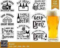 Beer svg / Beer Humor svg / Beer svg bundle / Beer Sayings svg / svg files / svg for Cricut / svg for Silhouette / svg bundle