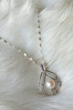 Items similar to Stunning Sterling Silver and Swarovski Pearl Pendant on dazzling Sterling Silver necklace on Etsy Swarovski, My Etsy Shop, Pendant Necklace, Sterling Silver, Trending Outfits, Crystals, Unique Jewelry, Handmade Gifts, Check
