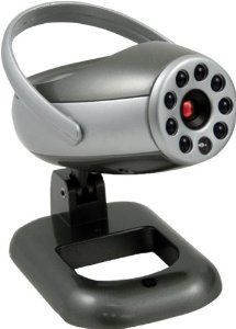 GE 45233 Wireless Camera with Night Vision by GE. $46.49. From the Manufacturer                The GE Wireless Color Camera with Night Vision is the ultimate in modern home security. The full color camera features night vision technology for use in low-to-no light situations. The video can be transmitted up to 200-Feet, which allows you to view any part of your home easily. This unit includes the full color camera and AC adaptor for power.                          ...