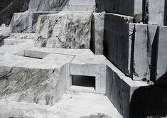 Galeria de Projeto vencedor do concurso internacional Carrara Thermal Baths / Luiz Eduardo Lupatini - 4