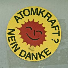 Atomkraft? Nein Danke Graz Austria |Pinned from PinTo for iPad|