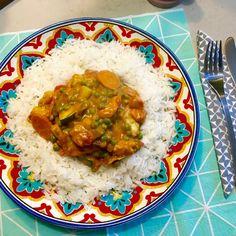 Indiase curry – 4