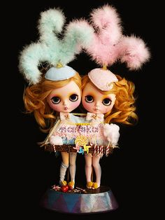 Blythe Dolls by Nanuka