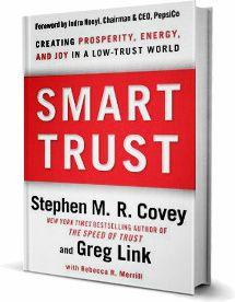 """""""Smart trust"""" is functional balance between """"blind trust"""" and """"distrust."""""""