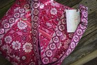 Forever Flowers Pink - byTavi Quilted Hipster