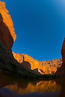 Camping at Saddle Canyon, Whitewater rafting trip (oar trip) on the Colorado River in Marble Canyon, Grand Canyon National Park, Arizona USA | Blaine Harrington III