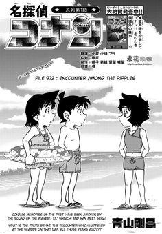 Detective Conan Manga - Read Detective Conan Chapter 972 Page 2 Online Free