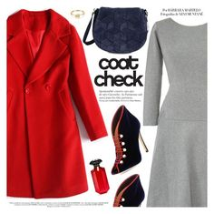 """""""Coat Check"""" by metisu-fashion ❤ liked on Polyvore featuring Gianvito Rossi, Welden, Arco, Victoria's Secret, polyvoreeditorial and polyvoreset"""