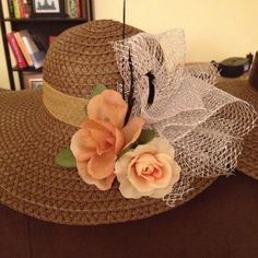 DIY Derby Hats!