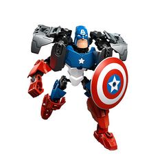 "LEGO Marvel Super Heroes The Avengers Captain America (4597) - LEGO - Toys ""R"" Us"