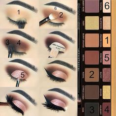 Makeup Ideas Glam Cut Crease 35 ideas for 2019 - # for . - Makeup Ideas Glam Cut Crease 35 ideas for 2019 You are in the right place about Beauty routines Her - Glam Makeup, Pretty Makeup, Love Makeup, Simple Makeup, Makeup Inspo, Hair Makeup, Makeup Ideas, Makeup Pics, Makeup Quotes
