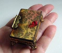 Snow White's Heart in a Matchbox by L. Mahaffey