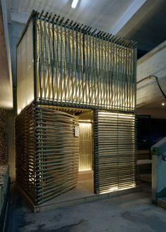 Bamboo Micro Housing Proposal / AFFECT-T / The Green Life <3