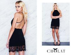 Grovy Dress <3 https://cholatparis.com/products/grovy-dress-black