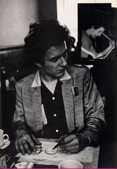 The Clash: Joe Strummer, France 1978