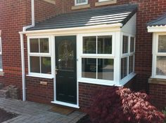 Porches are very similar in construction to conservatories with the same range of styles and products available. And just as our conservatories all our porches are made to measure so you can create the style that is suitable for you home.  http://www.lifestylewindowsandconservatories.com/products/upvc-doors/porches/  #Porches #LifeStyleWindows