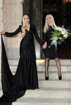 9a9894c52a71 Italian Fashion Designers Italian Fashion Designers Lady Gaga Donatella