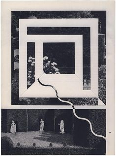 """Louis Reith's """"Nachttuin"""" and Other Paper Works"""
