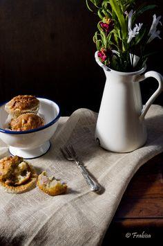 La cocina de Frabisa: Muffins de jamón y queso y PLANAZO