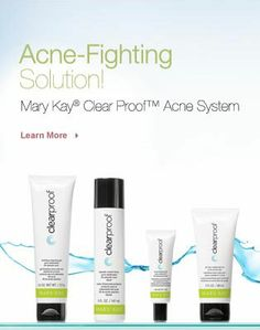 Clear Proof™ Acne System With the Clear Proof™ Acne System, you get an effective regimen clinically shown to provide clearer skin in just 7 days.