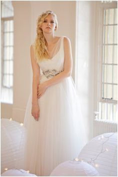 I want to get married again in this dress.  This is the one!! Segerius Bruce Photography