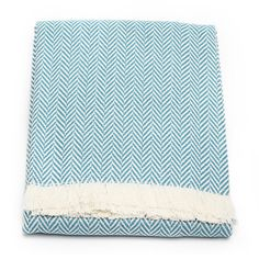 Skyline Plaid Throw Ocean: Under 60