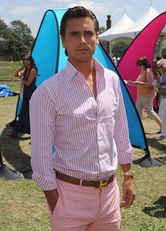 Say what you want about Scott Disick, but the man has serious style!!