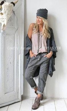Moda Outono 2019 Jeans Ideas For 2019 - Outfit Ideen Mode Outfits, Fall Outfits, Casual Outfits, Fashion Outfits, Womens Fashion, Fashion Trends, Fashion Ideas, Look Fashion, Winter Fashion