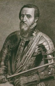El duque de Alba acompañó personalmente al príncipe Felipe a Inglaterra con motivo de su segundo matrimonio con la reina María I de Inglaterra, de la casa de Tudor. Fue uno de los quince Grandes de España que asistieron a la ceremonia en la abadía de Winchester el día 25 de julio de 1554. Al año siguiente se avivó en Italia el conflicto entre Francia y España; el III duque de Alba fue enviado allí como capitán general, gobernador de Milán (1555) y virrey de Nápoles (1556).
