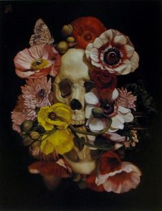 All the Flowers and Insects by Toru Kamei | The Dancing Rest