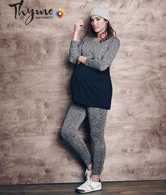 Maternity Fashion Agency: Expecting Models