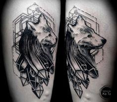 tattoo by Ka Ta