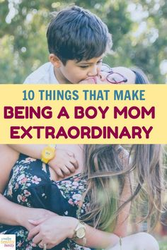 From the wonderful to the wild to the just plain weird, being a boy mom is full of surprises! Read on for 10 reasons why it's so extraordinary! Peaceful Parenting, Natural Parenting, Gentle Parenting, Parenting Books, Parenting Advice, Mom Advice, Toddler Chores, Toddler Boys, Age Appropriate Chores