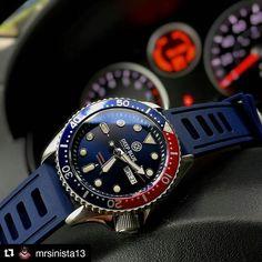 "@mrsinista13 #Strapsaturday with ""The Patriot"".. @deepbluewatches #NatoDiver300 on a butta soft Hydro91 strap... Promo code HYDRO is still good watchfam... Check out http://ift.tt/1mrNfcg HAGWE   #watch #watches #watchporn #watchesofinstagram #watchoftheday #watchfam #watchaddict #watchgeek #watchnerd #watchpics #wristporn #wristwatch #wristcheck #watchporn #wristi  #teamkicktoc #jerseywatchmafia #lovewatches #mondani #horology #horophile  #watchphotography  #practicalwatch #rolexero…"