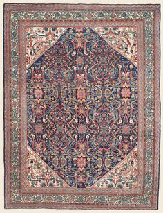 Antique Rugs, Fine Persian Carpet Gallery - Claremont Rug Company