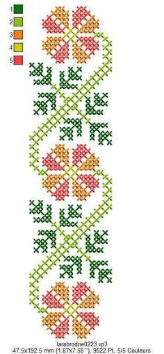 Cross Stitch Boarders, Butterfly Cross Stitch, Cross Stitch Bookmarks, Simple Cross Stitch, Cross Stitch Rose, Counted Cross Stitch Kits, Cross Stitch Flowers, Cross Stitch Designs, Cross Stitch Embroidery