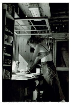 Julia Child, taken by Paul