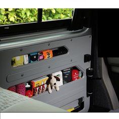Kiravans T5 door store (left sliding door) - Interior Accessories - Accessories