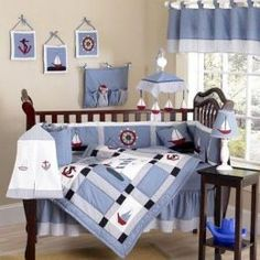 Nautical nursery-boy