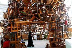 bloglosingrip - fotos engraçadas 14 - ... pelo menos os convidados vão sempre ter onde sentar...