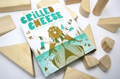 GRILLED CHEESE - Magazine quebecquois  bilingue