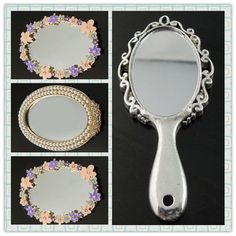 Classical-Mixed-Beauty-Mirror-Bling-Mobile-Phone-Case-Decoration