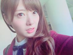 asheron02:  Mobile Mail From Maiyan 2015-12-01 白石麻衣モバメ原文 お久しぶりです(=^▽^=) 何してるのー??  久々に制服♡ Maiyan's Mobame Translation It's been a while(=^▽^=) What'cha doin'??  Uniform after a long while♡