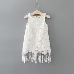 So long as Maddie can throw flower petals on command, she better be your flower girl. Also, this dress does come in toddler sizes if you get married soon. :D
