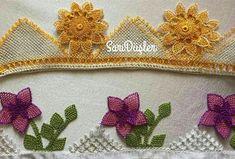 Havlu kenarları için iğne oyası dantelleri #crochet #örgü #havlu #lifmodelleri #needle #iğneoyası #iğneoyaları #havlukenarları