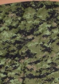 Canadian Military Digital Camo Pattern called CADPAT
